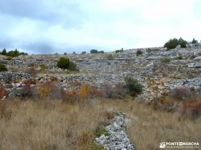 Enebral y Ermita de Hornuez – Villa de Maderuelo;ruta senderismo granada tierra de fuego viajes ru